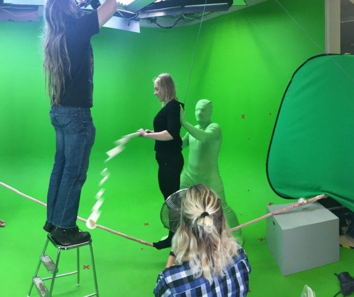 Reykjavík Academy of Digital <br>Entertainment